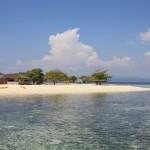 Kanawa Island near Labuan Bajo