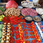 Market of Bajawa
